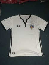 Colo-Colo Jersey 2018 Home White Soccer Shirt