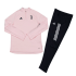 Youth Juventus 20-21 Pink Training Tracksuit ( Top+Trouser )