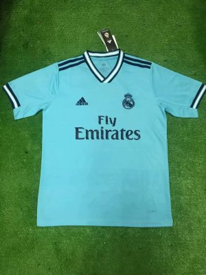 Real Madrid Jersey 2019-20 Away Soccer Shirt