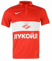 Spartak Moscow Jersey 2015/16 Home Soccer Shirt