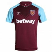 West ham Jersey 2017/18 Home Soccer Shirt