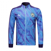 Manchester City 19-20 High Colar Training Jacket
