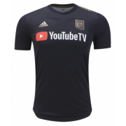 Los Angeles FC 2018-19 Home Soccer Jersey(Player Version)