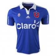 Chile Universidad 2015/16 Home Soccer Jersey