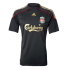 2009-10 LIVERPOOL AWAY BLACK RETRO SOCCER JERSEY SHIRT