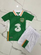 Ireland Youth Jersey 2016 Home Soccer Shirt Kids Kit