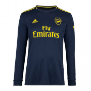 Arsenal 2019-20 Third Long Sleeve Soccer Jersey Shirt