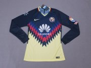 Club America Jersey 2017/18 Home LS Soccer Shirt