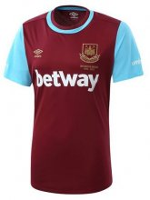 West ham Jersey 2015/16 Home Soccer Shirt